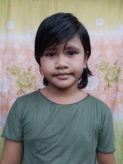 Help Pauline Jane M. by becoming a child sponsor. Sponsoring a child is a rewarding and heartwarming experience.