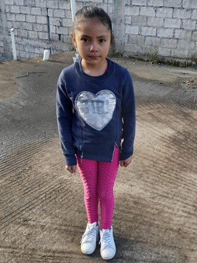 Help Daniela Elizabeth by becoming a child sponsor. Sponsoring a child is a rewarding and heartwarming experience.