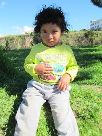 Help Emiliano Jesus by becoming a child sponsor. Sponsoring a child is a rewarding and heartwarming experience.