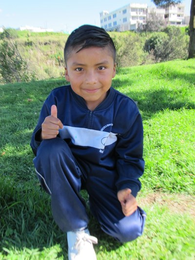 Help Christopher Matias by becoming a child sponsor. Sponsoring a child is a rewarding and heartwarming experience.
