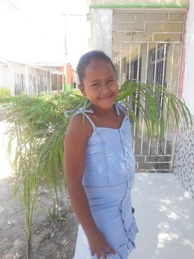 Help Shaira Michell by becoming a child sponsor. Sponsoring a child is a rewarding and heartwarming experience.