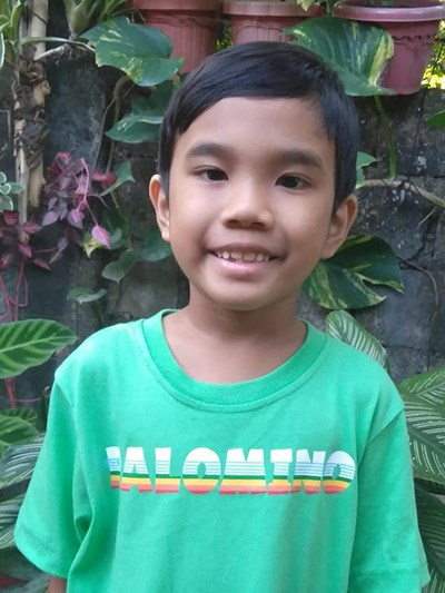 Help Aerl Deinward R. by becoming a child sponsor. Sponsoring a child is a rewarding and heartwarming experience.