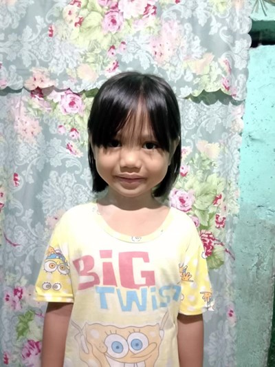 Help Jade Shemyn C. by becoming a child sponsor. Sponsoring a child is a rewarding and heartwarming experience.