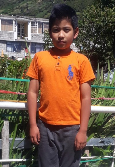 Help Pablo Israel by becoming a child sponsor. Sponsoring a child is a rewarding and heartwarming experience.
