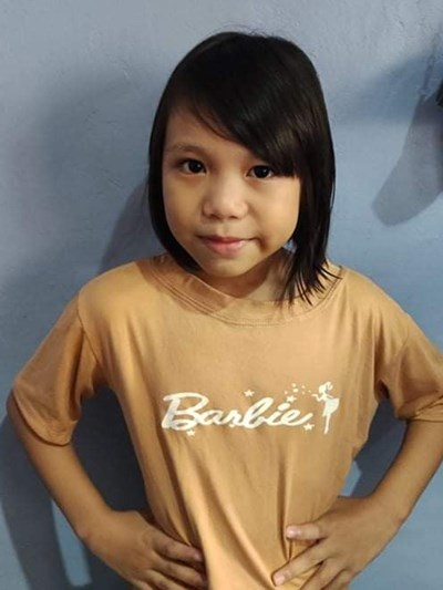 Help Hayley Louisse A. by becoming a child sponsor. Sponsoring a child is a rewarding and heartwarming experience.