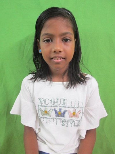 Help Ayesha by becoming a child sponsor. Sponsoring a child is a rewarding and heartwarming experience.