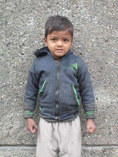 Help Atul by becoming a child sponsor. Sponsoring a child is a rewarding and heartwarming experience.