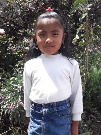 Help Mayerly Cristina by becoming a child sponsor. Sponsoring a child is a rewarding and heartwarming experience.