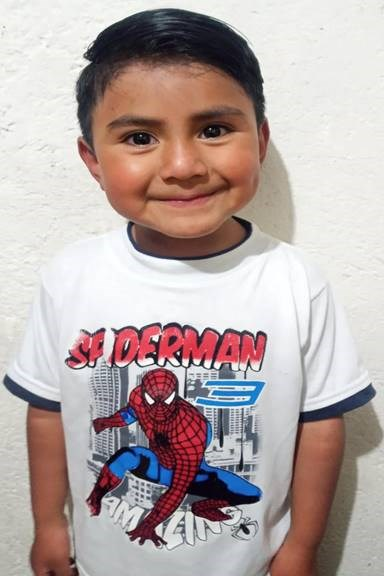 Help Matias Leonel by becoming a child sponsor. Sponsoring a child is a rewarding and heartwarming experience.