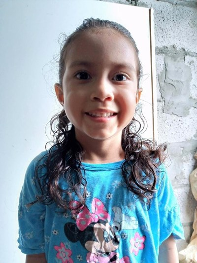 Help Abigail Sarai by becoming a child sponsor. Sponsoring a child is a rewarding and heartwarming experience.
