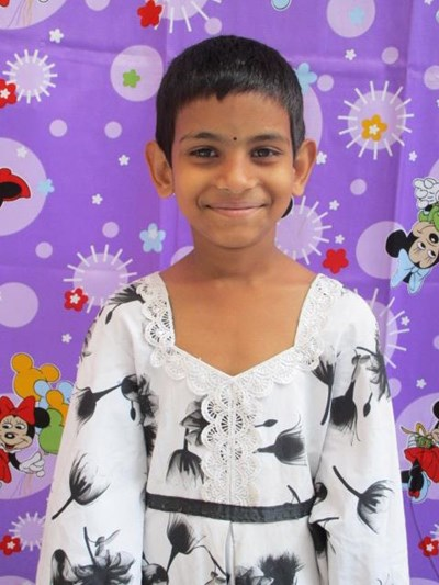 Help Mehak by becoming a child sponsor. Sponsoring a child is a rewarding and heartwarming experience.
