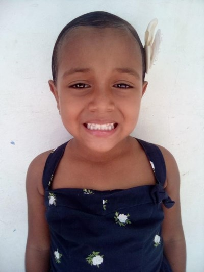 Help Wesly Judith by becoming a child sponsor. Sponsoring a child is a rewarding and heartwarming experience.