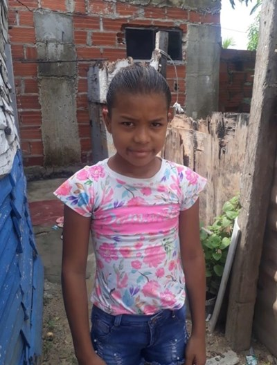 Help Dulce Maria by becoming a child sponsor. Sponsoring a child is a rewarding and heartwarming experience.