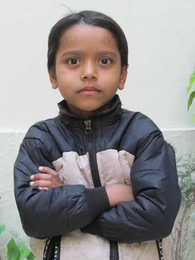 Help Sumit by becoming a child sponsor. Sponsoring a child is a rewarding and heartwarming experience.
