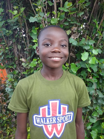 Help William by becoming a child sponsor. Sponsoring a child is a rewarding and heartwarming experience.