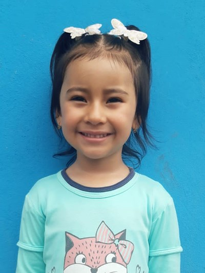 Help Danna Julieth by becoming a child sponsor. Sponsoring a child is a rewarding and heartwarming experience.