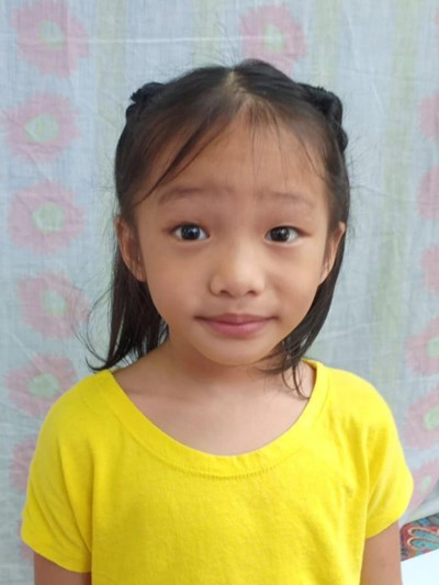 Help Drianne Gaile by becoming a child sponsor. Sponsoring a child is a rewarding and heartwarming experience.