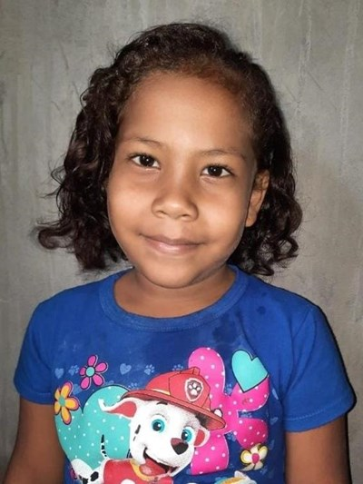 Help Amanda Margarita by becoming a child sponsor. Sponsoring a child is a rewarding and heartwarming experience.