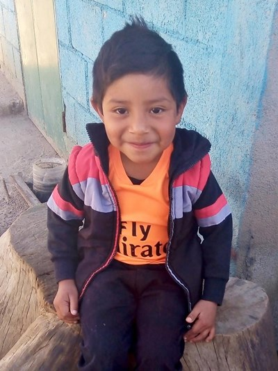 Help Antony Ariel by becoming a child sponsor. Sponsoring a child is a rewarding and heartwarming experience.