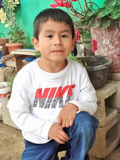 Help Adrian Mateo Enrique by becoming a child sponsor. Sponsoring a child is a rewarding and heartwarming experience.