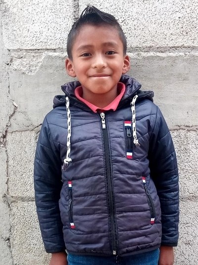 Help Alex Levi by becoming a child sponsor. Sponsoring a child is a rewarding and heartwarming experience.