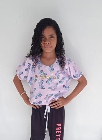 Help Shayla Salome by becoming a child sponsor. Sponsoring a child is a rewarding and heartwarming experience.