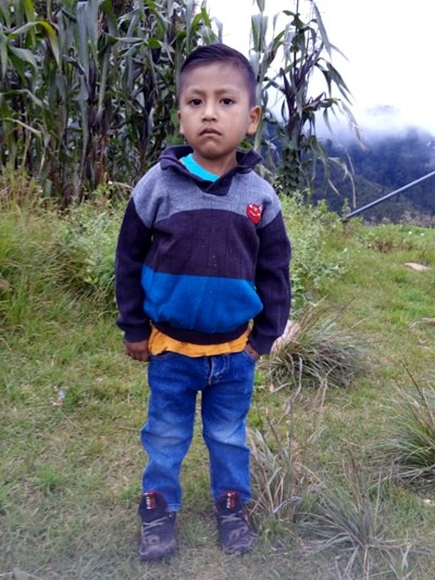 Help Axel Agustin by becoming a child sponsor. Sponsoring a child is a rewarding and heartwarming experience.