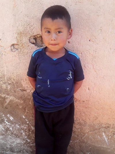 Help Santos Andre by becoming a child sponsor. Sponsoring a child is a rewarding and heartwarming experience.