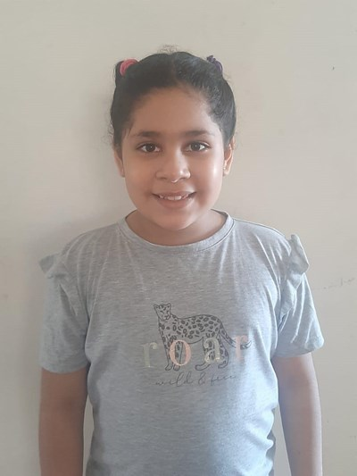 Help Sofia Andrea by becoming a child sponsor. Sponsoring a child is a rewarding and heartwarming experience.