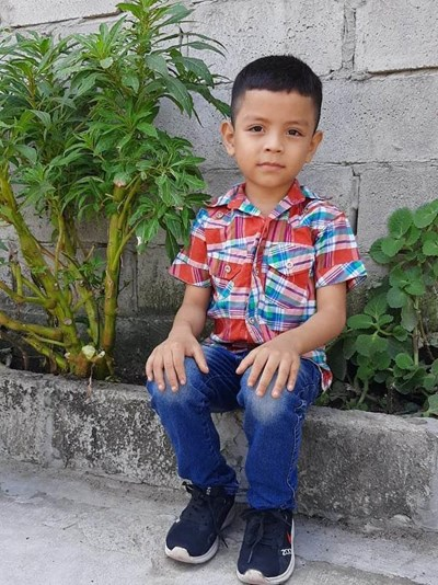 Help Argenis Iker by becoming a child sponsor. Sponsoring a child is a rewarding and heartwarming experience.