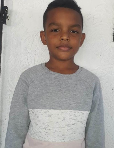 Help Joshua  Steven by becoming a child sponsor. Sponsoring a child is a rewarding and heartwarming experience.