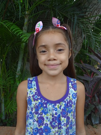 Help Ariany Alexa by becoming a child sponsor. Sponsoring a child is a rewarding and heartwarming experience.