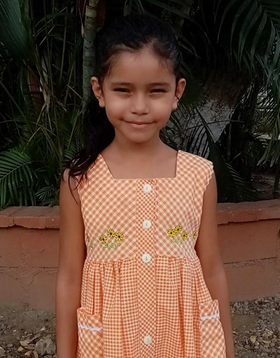 Help Estefani Abigail by becoming a child sponsor. Sponsoring a child is a rewarding and heartwarming experience.