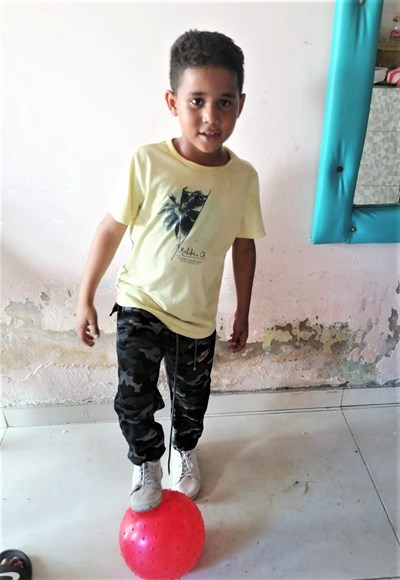 Help Santiago David by becoming a child sponsor. Sponsoring a child is a rewarding and heartwarming experience.