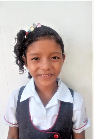 Help Shayra Paola by becoming a child sponsor. Sponsoring a child is a rewarding and heartwarming experience.