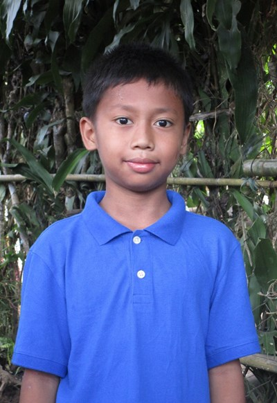 Help Aldrich Jacob B. by becoming a child sponsor. Sponsoring a child is a rewarding and heartwarming experience.