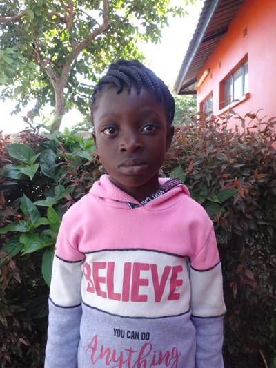 Help Esther Namwai by becoming a child sponsor. Sponsoring a child is a rewarding and heartwarming experience.
