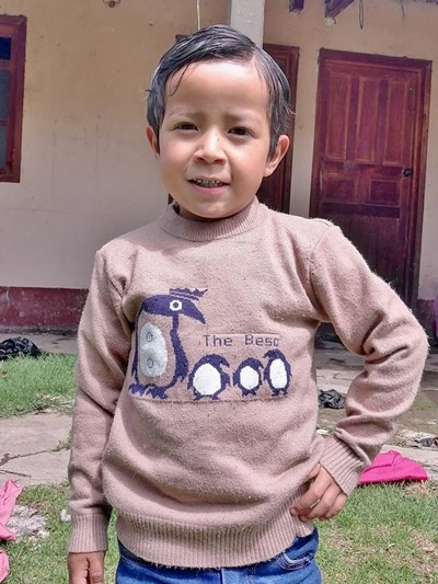Help Kevin Alexander by becoming a child sponsor. Sponsoring a child is a rewarding and heartwarming experience.