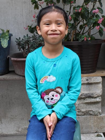 Help Mariana Del Rosario by becoming a child sponsor. Sponsoring a child is a rewarding and heartwarming experience.