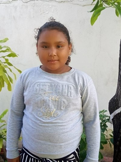 Help Aislyn Andrea by becoming a child sponsor. Sponsoring a child is a rewarding and heartwarming experience.
