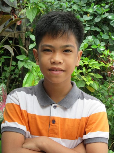 Help Jhared F. by becoming a child sponsor. Sponsoring a child is a rewarding and heartwarming experience.
