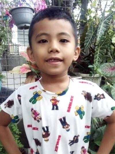 Help Jaymien Rejh A. by becoming a child sponsor. Sponsoring a child is a rewarding and heartwarming experience.