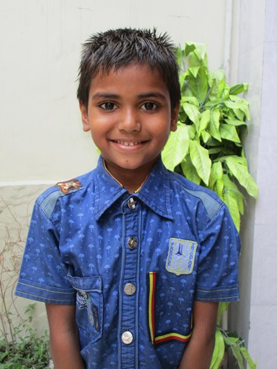 Help Aaditya by becoming a child sponsor. Sponsoring a child is a rewarding and heartwarming experience.