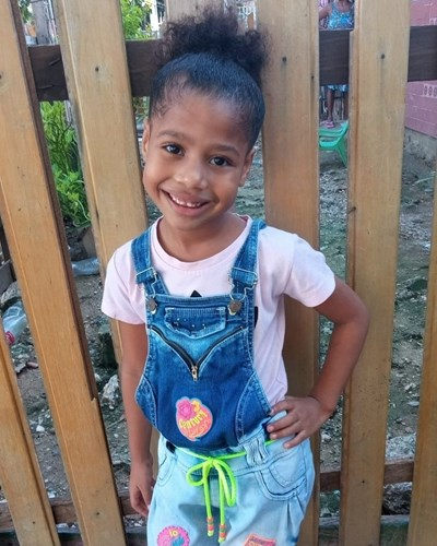 Help Yuleykin Ester by becoming a child sponsor. Sponsoring a child is a rewarding and heartwarming experience.