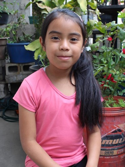 Help Madelyn Guadalupe by becoming a child sponsor. Sponsoring a child is a rewarding and heartwarming experience.