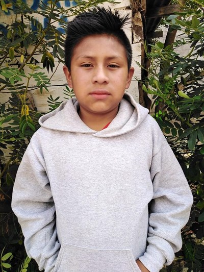 Help Anderson Eliazar Ismael by becoming a child sponsor. Sponsoring a child is a rewarding and heartwarming experience.