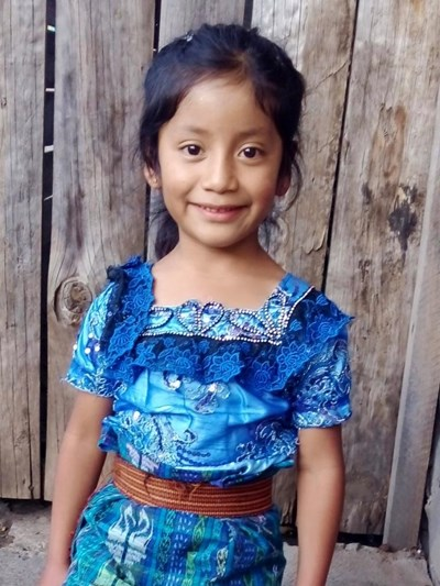 Help Lidia Yulissa by becoming a child sponsor. Sponsoring a child is a rewarding and heartwarming experience.