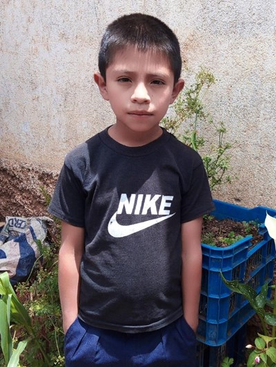 Help Lorenzo Antonio by becoming a child sponsor. Sponsoring a child is a rewarding and heartwarming experience.