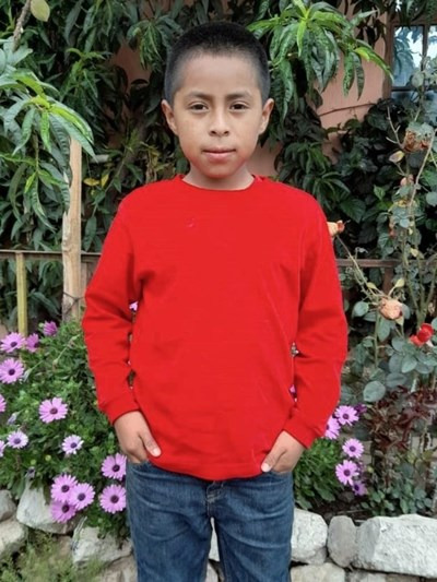 Help Pablo David by becoming a child sponsor. Sponsoring a child is a rewarding and heartwarming experience.