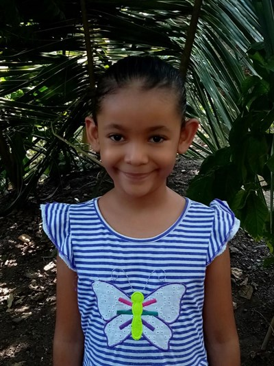 Help Anyeli Esther by becoming a child sponsor. Sponsoring a child is a rewarding and heartwarming experience.